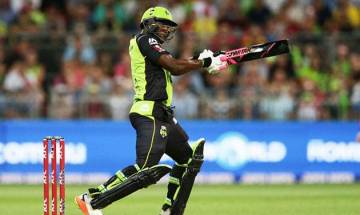 Big Bash League: Cricket Australia allows West Indian all-rounder Andre Russel to use black bat