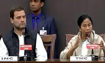 Oppn's battle against demonetisation: Mamata says Modi govt has become baseless and total faceless in the name of cashless economy