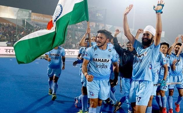 Indian Hockey - File Photo