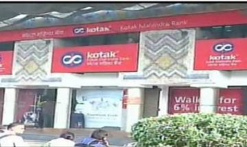 ED arrests Kotak Bank manager on charges of money laundering in Delhi