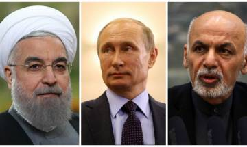 Reports of Russia and Iran's deepening ties with Taliban ignite concerns of proxy war in Afghanistan