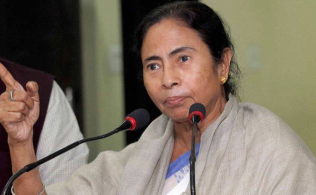A file photo of West Bengal chief minister Mamata Banerjee.
