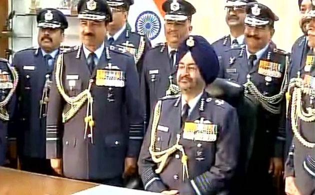 Air Marshal Birender Singh Dhanoa (Image: ANI)