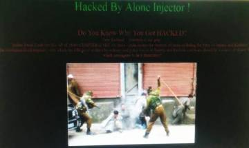 National Security Guard website hacked, defaced with abusive message against PM