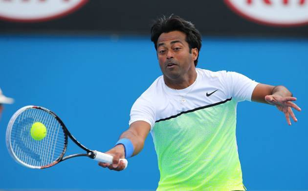 Leander Paes - File Photo