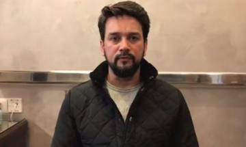 If SC feels BCCI could do better under retired judges, I wish them all the best: Anurag Thakur