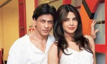 Shahrukh Khan, Priyanka Chopra emerge as top most talked about celebrities on Twitter