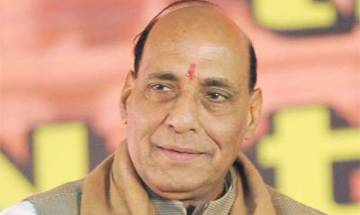 BJP never gets engaged in politics of religious polarisation, says Rajnath Singh