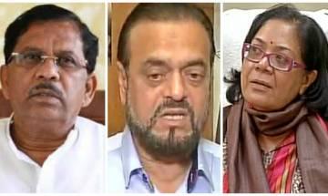 NCW summons G Parameshwara, Abu Azmi for objectionable remarks on Bengaluru mass molestation