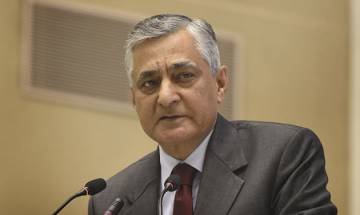 Outgoing Chief Justice of India TS Thakur laments lack of judges, pendency in his farewell speech