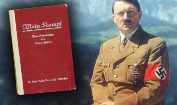 Hitler's 'Mein Kampf' becomes bestseller in Germany
