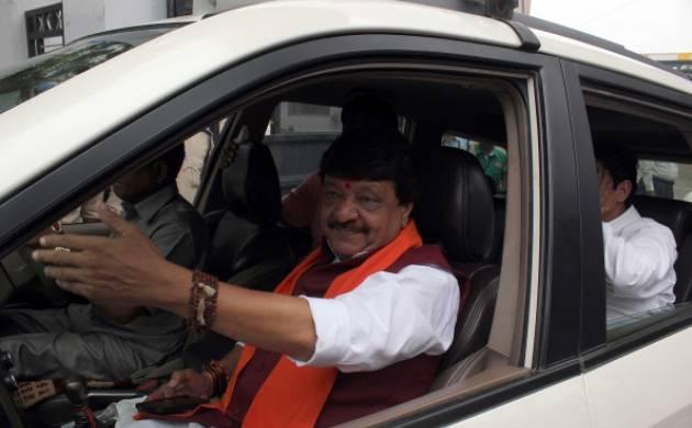 BJP General Secretary Kailash Vijayvargiya (source: Getty)