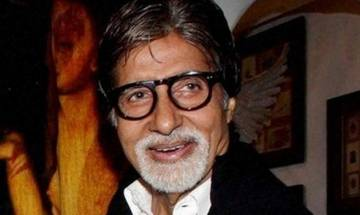 Big B is talented actor and great person, says Vijay Acharya