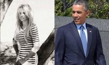'Consider 'pardoning' Julian Assange': Pamela Anderson's makes a plea to Barack Obama