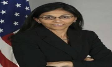 US diplomat Nisha Desai Biswal to visit India for bilateral talks