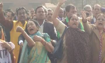 Delhi Police detains TMC workers protesting outside PMO