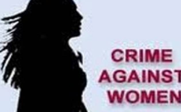 Representaitve image of crime against women