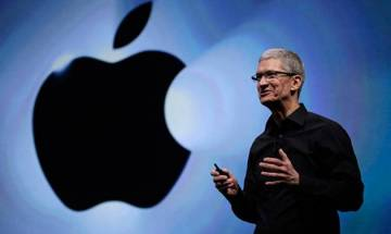 Apple cuts CEO Tim Cook's pay after company fails to meet sales targets