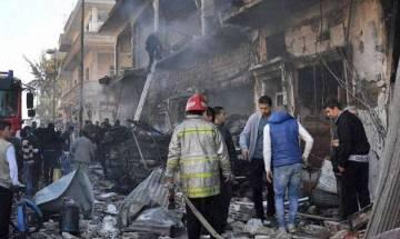 Iraq: Suicide bomber kills 11 people at Baghdad market