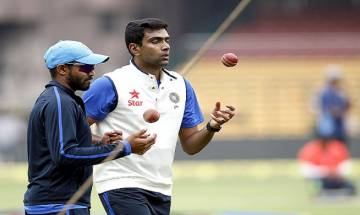 Ashwin, Jadeja maintain top two slots in ICC's Test rankings for bowlers