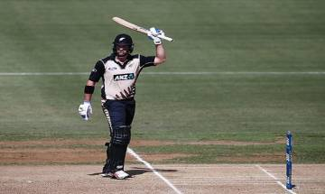 Corey Anderson's belligerent 94-run knock powers New Zealand to win in third T-20 against Bangladesh