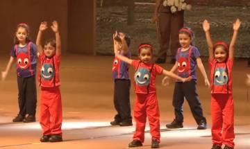 Watch Aishwarya Rai Bachchan's daugther Aaradhya and Aamir Khan's son Azaad dance together