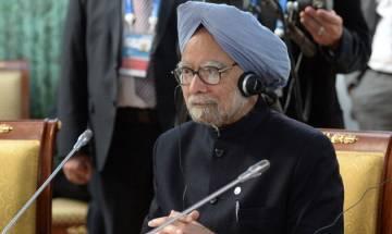 Former Prime Minister Manmohan Singh releases Congress manifesto for Punjab polls