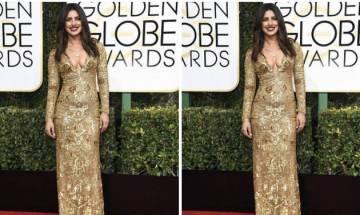 Actress Priyanka Chopra says it's a good time for her at Golden Globe Awards