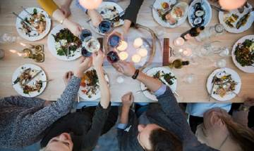 Now booze with friends to boost well-being, finds study