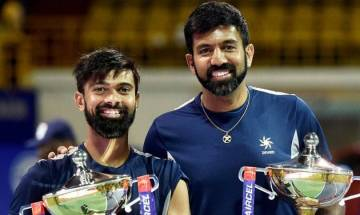 Chennai Open: Bopanna-Jeevan beat Sharan-Purav to clinch doubles's trophy
