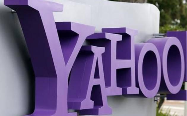 Yahoo - File Photo