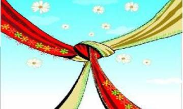 Chhattisgarh: Cashless marriage after toilet built at groom's home