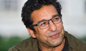 Arrest warrant issued against Wasim Akram in road rage case