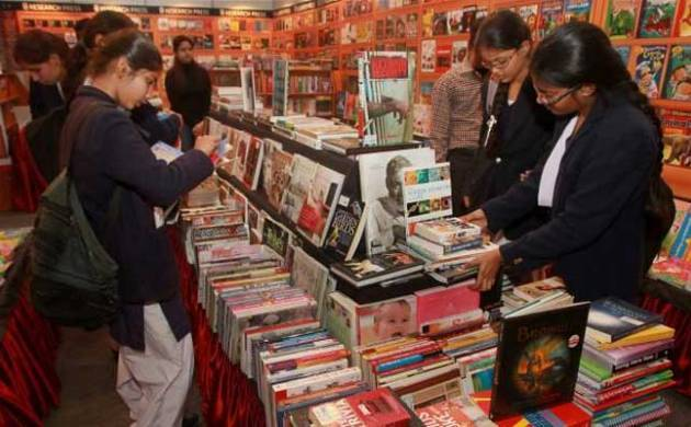Author claims NBT denied reading to JNU-set novel at ongoing World Book Fair(representation Image)