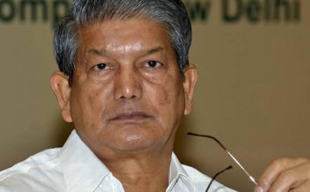 A file photo of Uttarakhand chief minister Harish Rawat.
