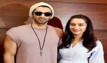 Shraddha Kapoor thinks her 'Ok Jaanu' co-star looks hot in song 'Humma Humma'