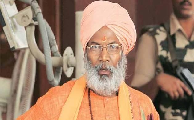 A file photo of BJP MP Sakshi Maharaj.