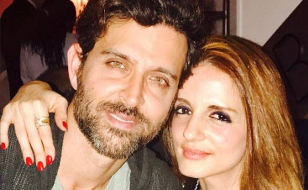 On Hrithik Roshan's birthday, ex-wife Sussanne shares a 'special' message for him