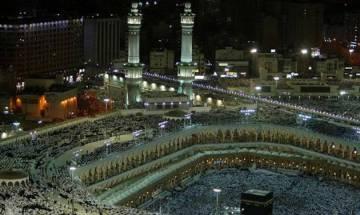 Haj pilgrimage: Saudi Arabia raises India's annual quota by by 34,500 to 1.70 lakh