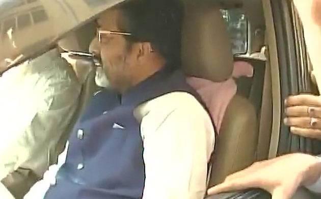 Arrested Trinamool Congress Lok Sabha member Sudip Bandopadhaya