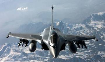 Indian defence team to visit France to review Rafale jet production