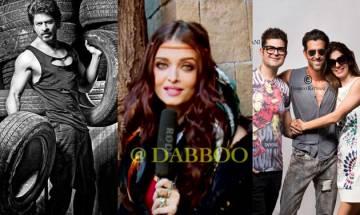 Watch Video: SRK, Aishwarya, Hrithik sizzles in Dabboo Ratnani's Calendar 2017