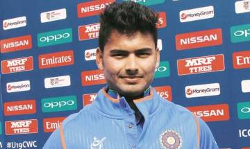 Rishabh Pant's blistering 59-run knock guides India A to victory against England in second warm-up game