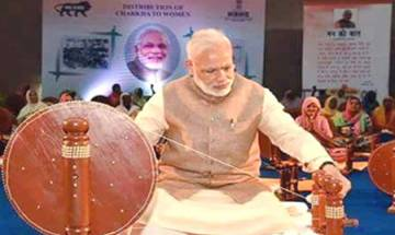 Khadi workers: Not against PM Modi's pic on KVIC dairies and calendars, but pained not to find Gandhi's image