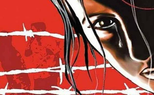 Representational Image (Crime against woman)
