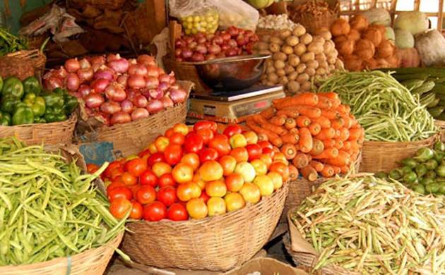 Retail inflation eases further to 3-year low of 3.41 per cent (Pic: PTI)