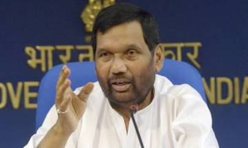 Union minister Ramvilas Paswan admitted to Patna hospital after complaining of breathlessness