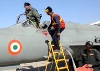 Watch | Air Chief Marshal BS Dhanoa flies solo in MiG-21 fighter jet