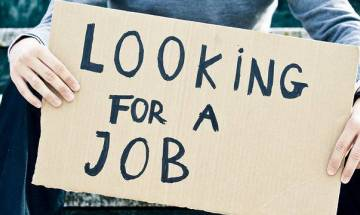 Unemployment rate in India will remain at 3.4 per cent in 2017-18: Report