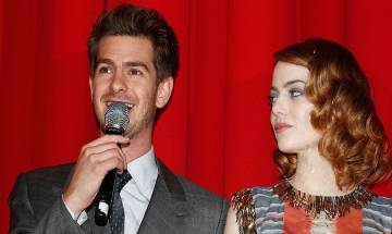 Months after break up with Emma Stone, Andrew Garfield says there is still love between them